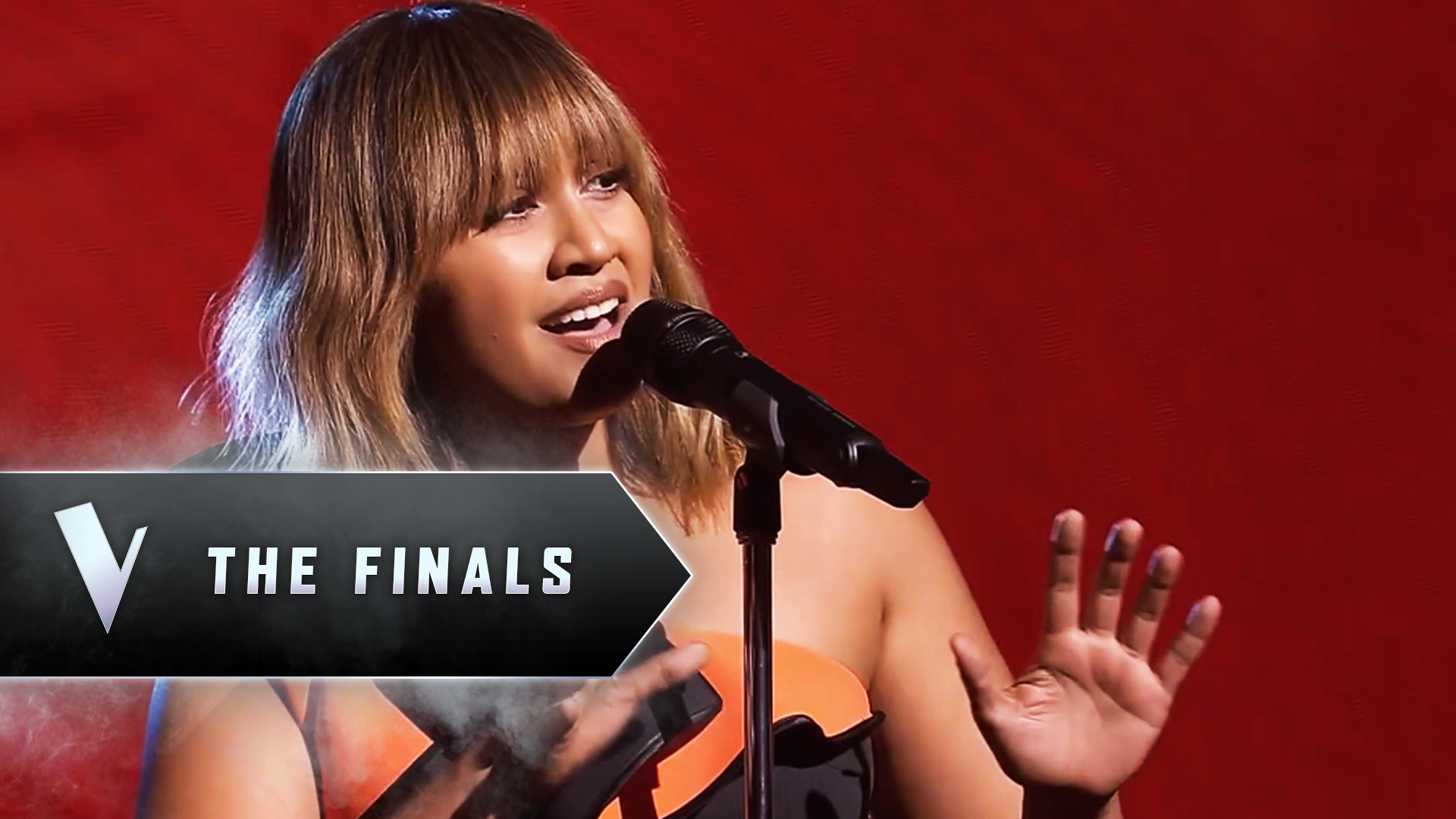 The Finals: Jessica Mauboy 'Little Things'