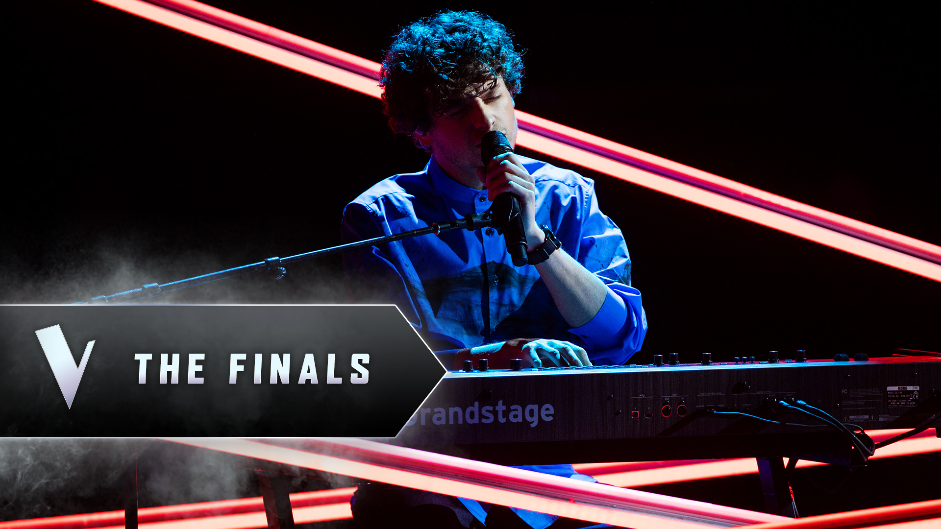 The Finals: Daniel Shaw 'Addicted To Love'