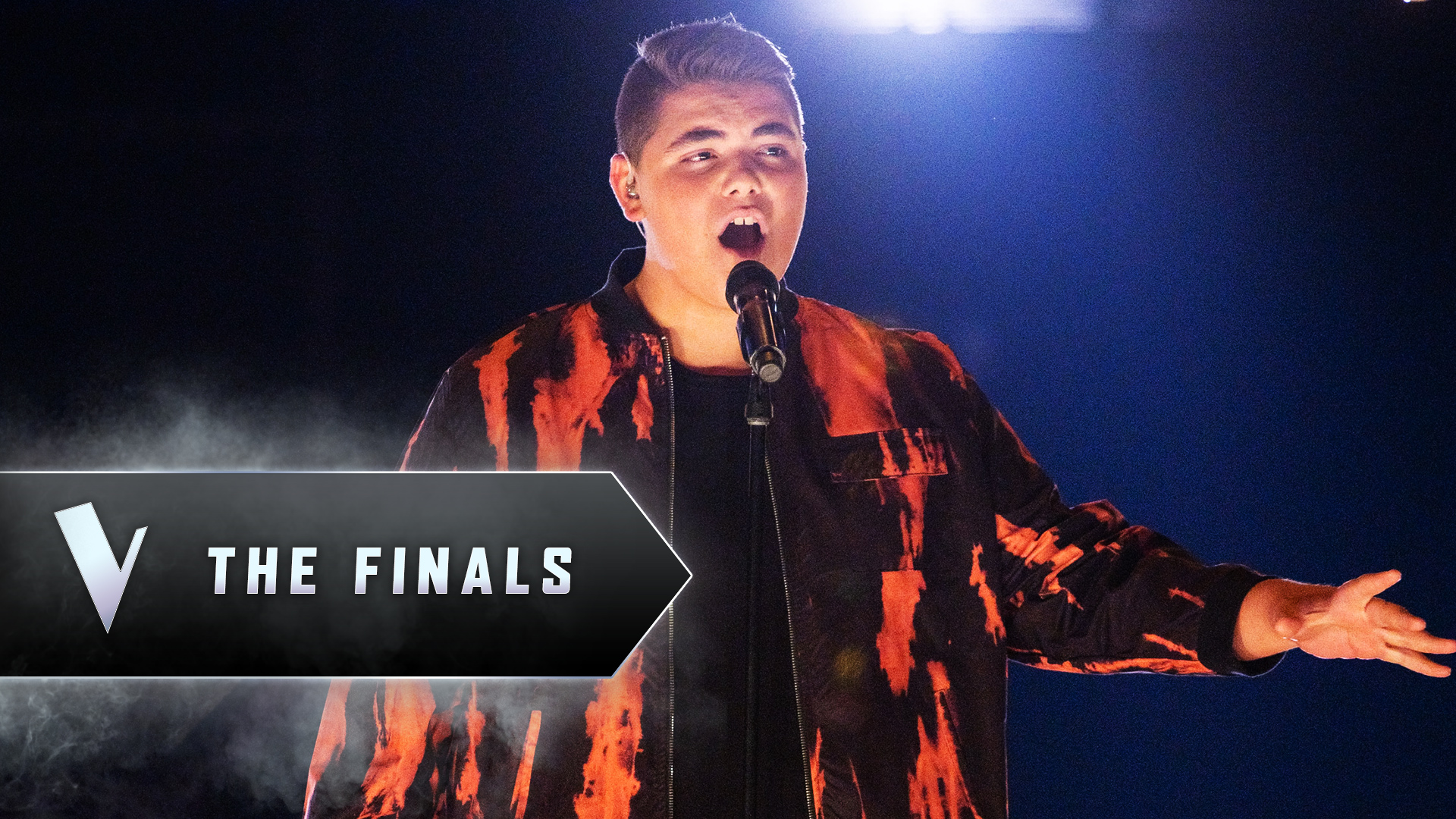 The Finals: Jordan Anthony 'This Is Me'