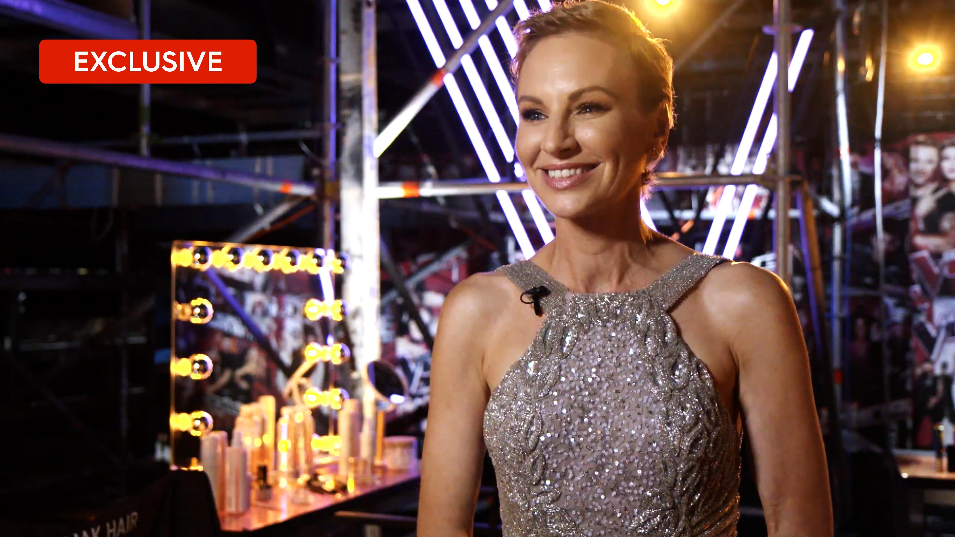 Finals Backstage Exclusive: Natasha Stuart
