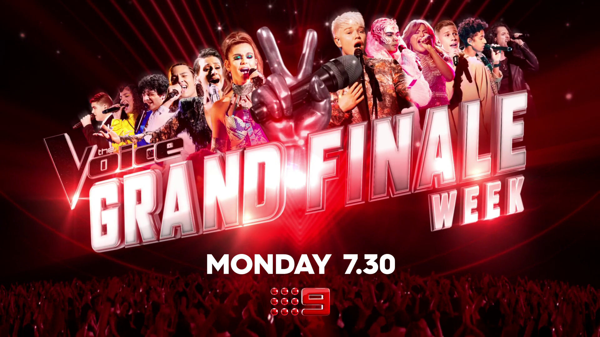 It's our most ELECTRIFYING Grand Finale Week ever