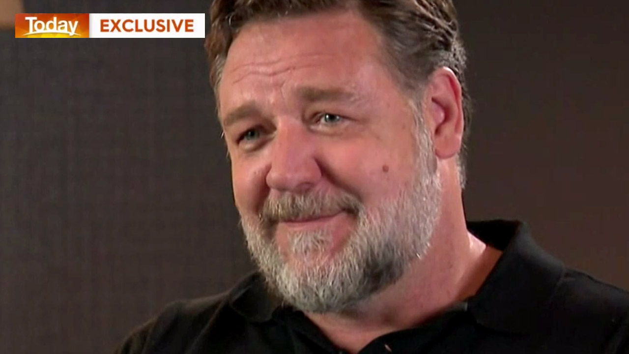 Russell Crowe takes on the Murdoch empire