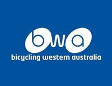 Bicycling Western Australia logo