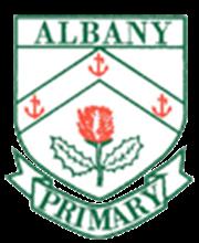Albany Primary School logo