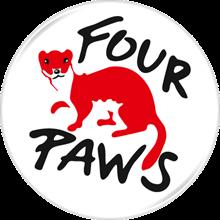 FOUR PAWS Australia logo