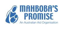 Mahboba's Promise logo