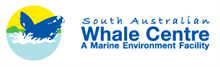 Whale Centre City of Victor Harbor logo