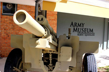 Army Museum North Queensland logo