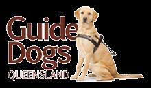 Guide Dogs Queensland, Townsville logo