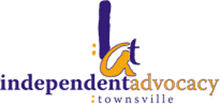 Independent Advocacy Townsville logo