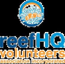 Reef HQ Volunteer Association Incorporated logo