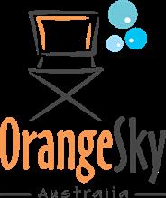 Orange Sky Australia logo