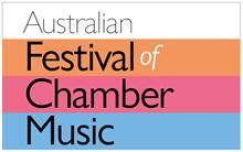 Australian Festival of Chamber Music logo