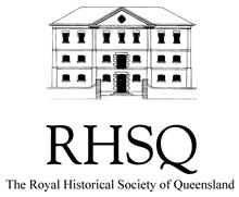 Royal Historical Society of QLD logo