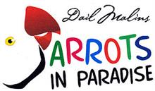 Parrots in Paradise Sanctuary logo