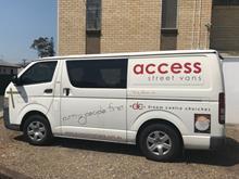 Access Outreach - Australia logo