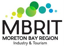 Moreton Bay Region Industry and Tourism logo