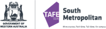 South Metropolitan TAFE Adult Migrant English Program Home Tutor Scheme logo