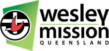 Wesley Mission Queensland's Group61 Program logo