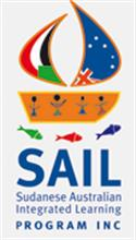 Sudanese Australia Integrated Learning Program (SAIL) logo