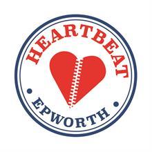 Heartbeat Epworth Inc Logo