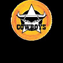 Cowboys Community Foundation/ NRL Cowboys House Logo