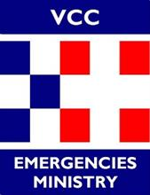 Victorian Council of Churches Emergencies Ministry logo