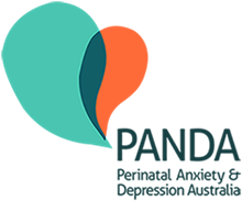 PANDA - Perinatal Anxiety and Depression Australia logo