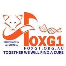 FoxG1 foundation Australia logo