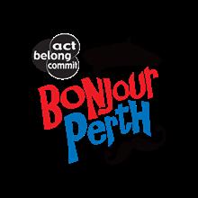 WA French Festival - Bonjour Perth logo