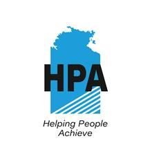 Helping People Achieve (HPA) logo