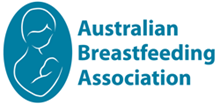Australian Breastfeeding Association Bunbury logo