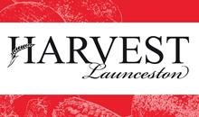 Harvest Launceston Community Farmers' Market logo