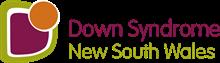 Down Syndrome NSW logo