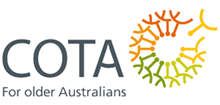 Council on the Ageing (COTA) Queensland logo