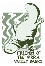 Friends of the Yarra Valley Parks logo