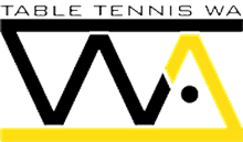 Table Tennis WA logo