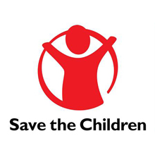 Save The Children Townsville logo