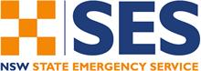 NSW State Emergency Service - Holroyd logo
