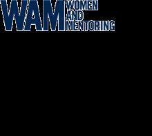 Women and Mentoring (WAM) logo