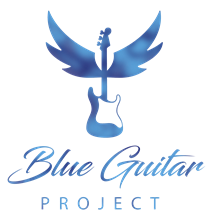 Blue Guitar Project logo