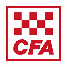 Hoddles Creek Volunteer Fire Brigade (CFA) logo