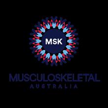 Musculoskeletal Australia logo