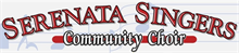 Serenata Singers Inc logo