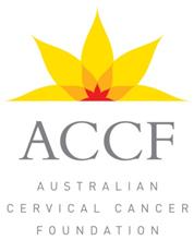 Australian Cervical Cancer Foundation - ACCF logo