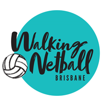 Walking Netball Brisbane logo