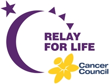 Cancer Council Victoria - Relay For Life logo