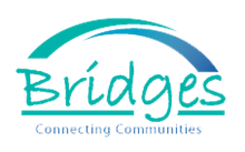 Bridges - Connecting Communities logo