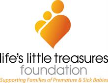 The Life's Little Treasures Foundation logo