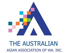Australian Asian Association of WA logo